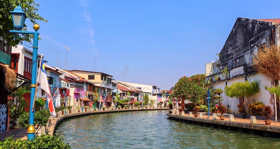 Melaka itinerary, Melaka River