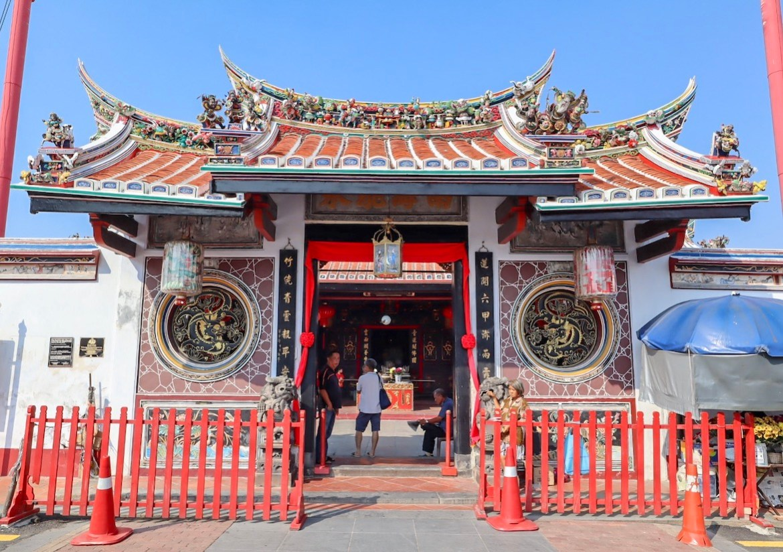 Melaka itinerary, Melaka Temple