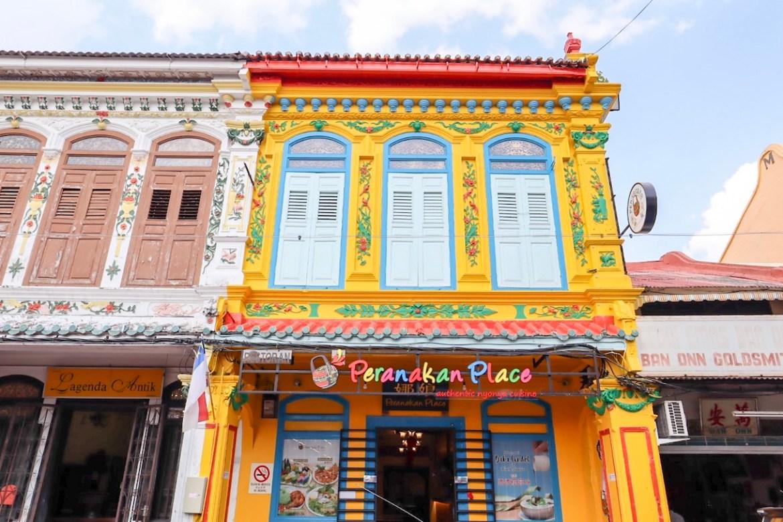 Melaka itinerary, Melaka shops