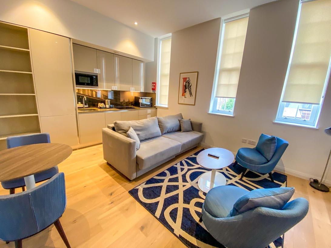 Citadines Islington Review, One Bedroom Apartment