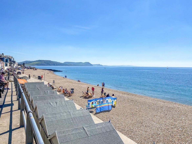 Things to do in Lyme Regis, Lyme Regis Stone Beach