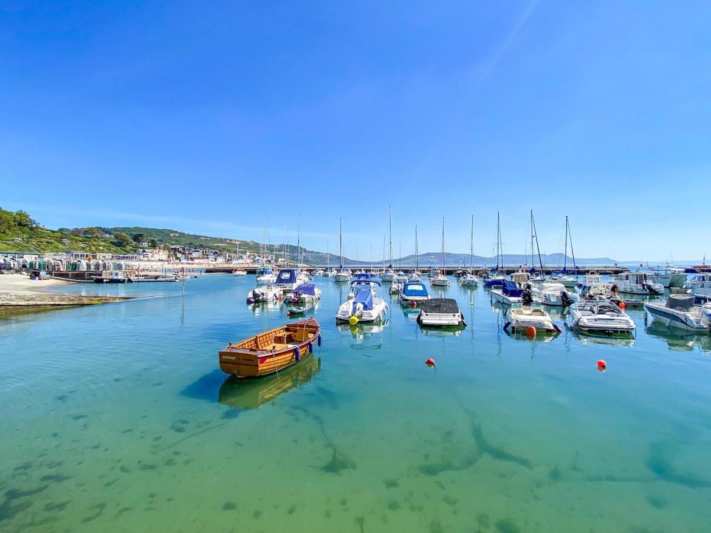 Things to do in Lyme Regis, Lyme Regis Harbour The Cobb