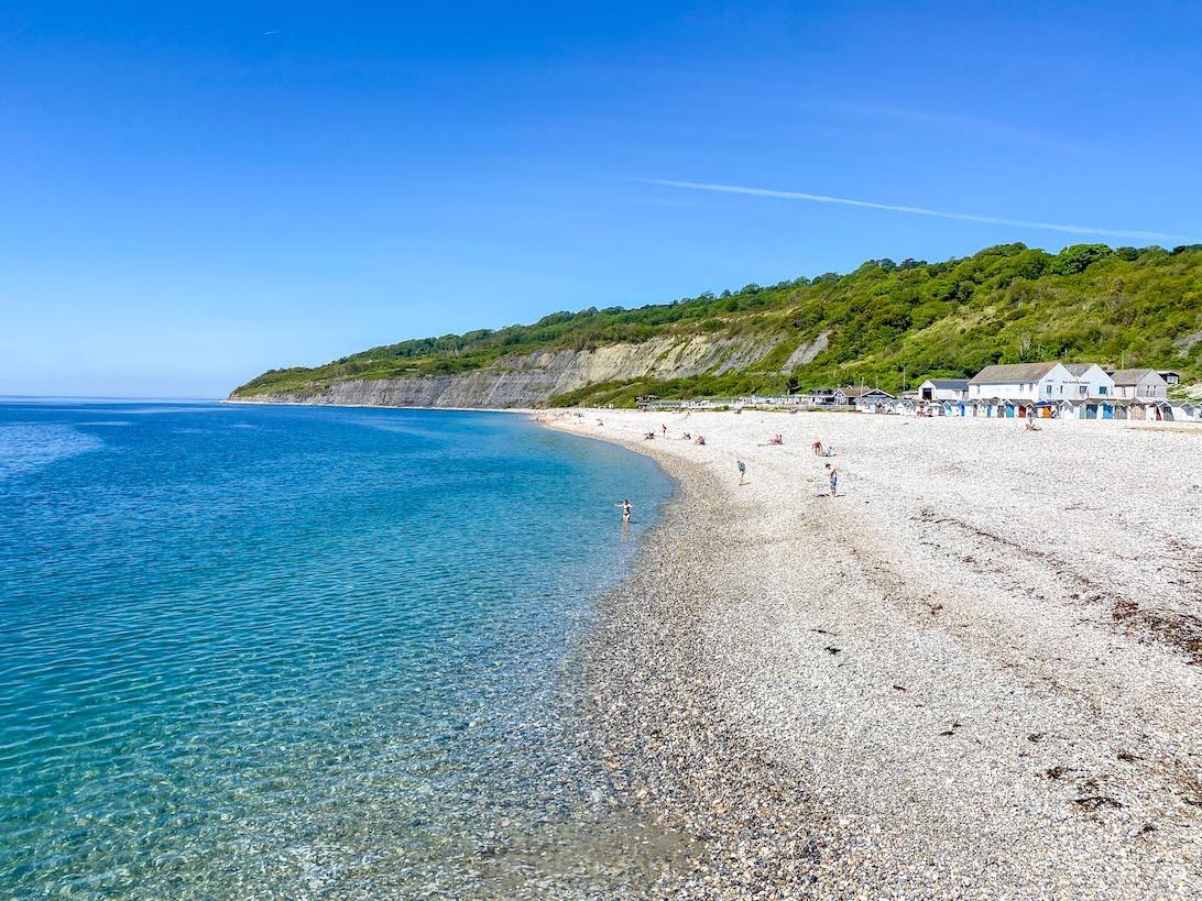 Things to do in Lyme Regis, Lyme Regis Chippel Bay