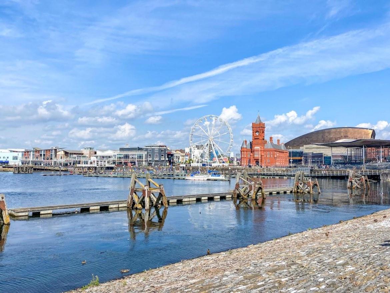 One Day in Cardiff, Cardiff Bay Mermaid Quay