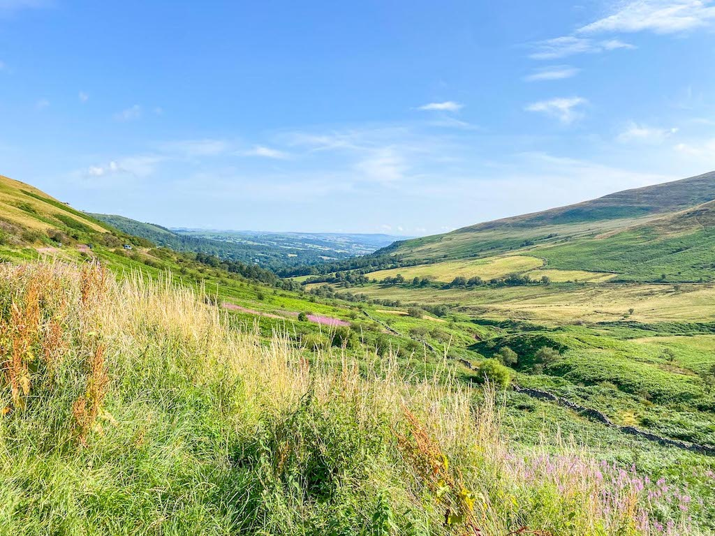 3 Day Wales itinerary, Brecon Beacons