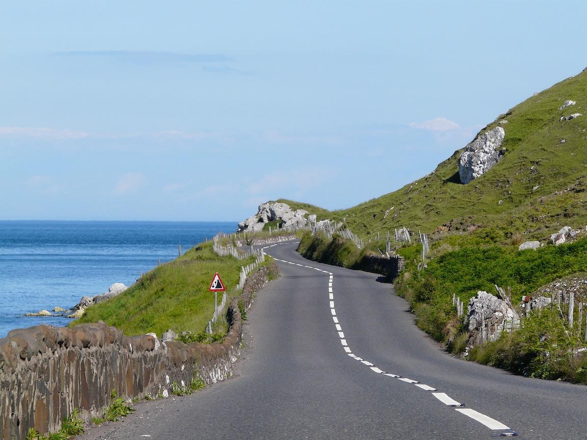 Wild Atlantic Way Roads