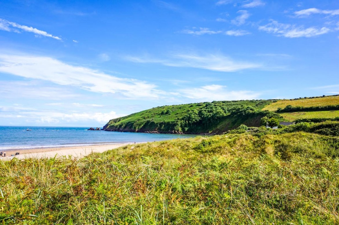 Best beaches in Pembrokeshire, Freshwater East Beach