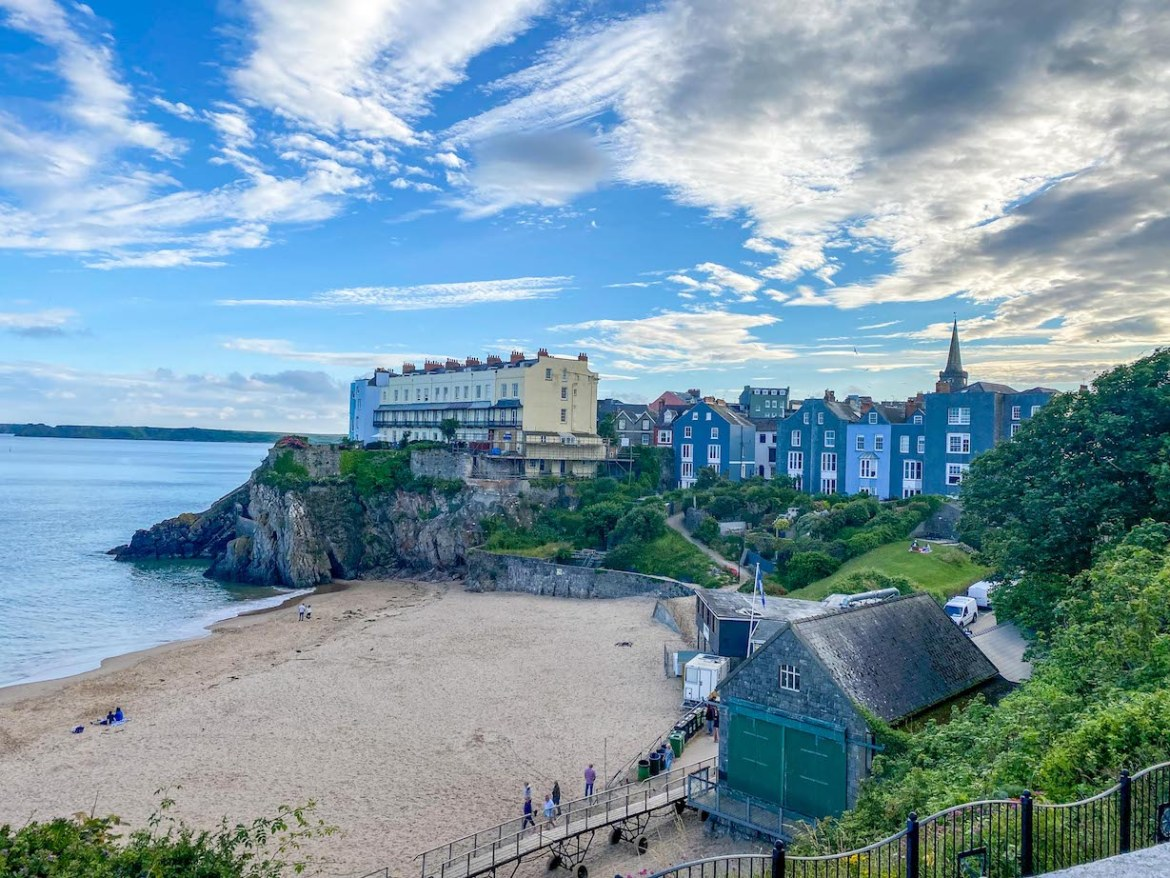 Best beaches in Pembrokeshire, Tenby Beaches