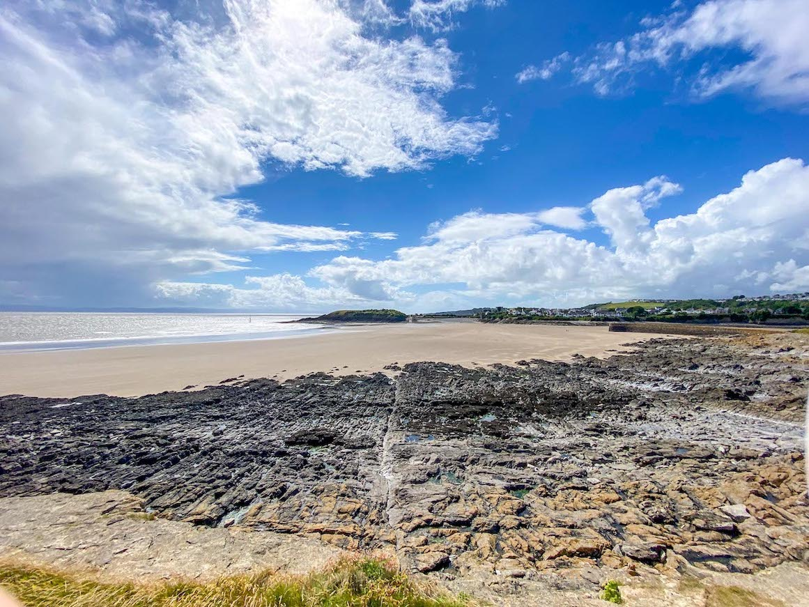 beaches near Cardiff, Watch House Bay