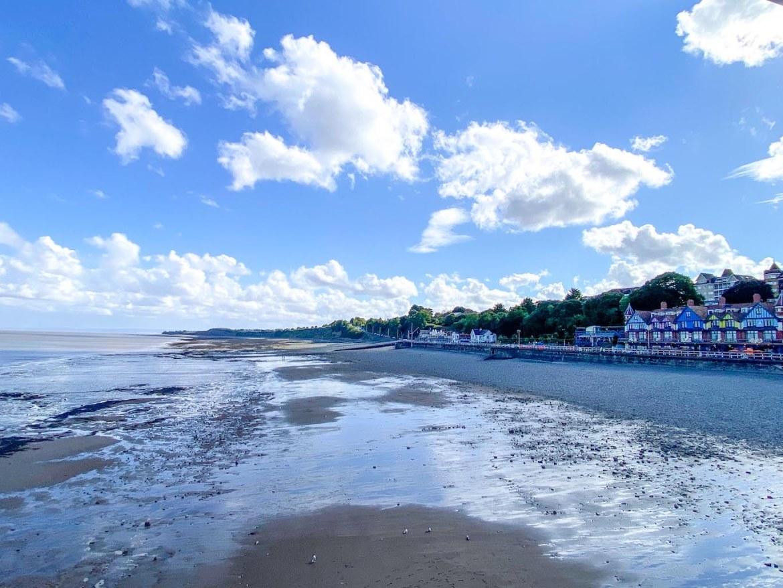 beaches near Cardiff, Penarth Beach