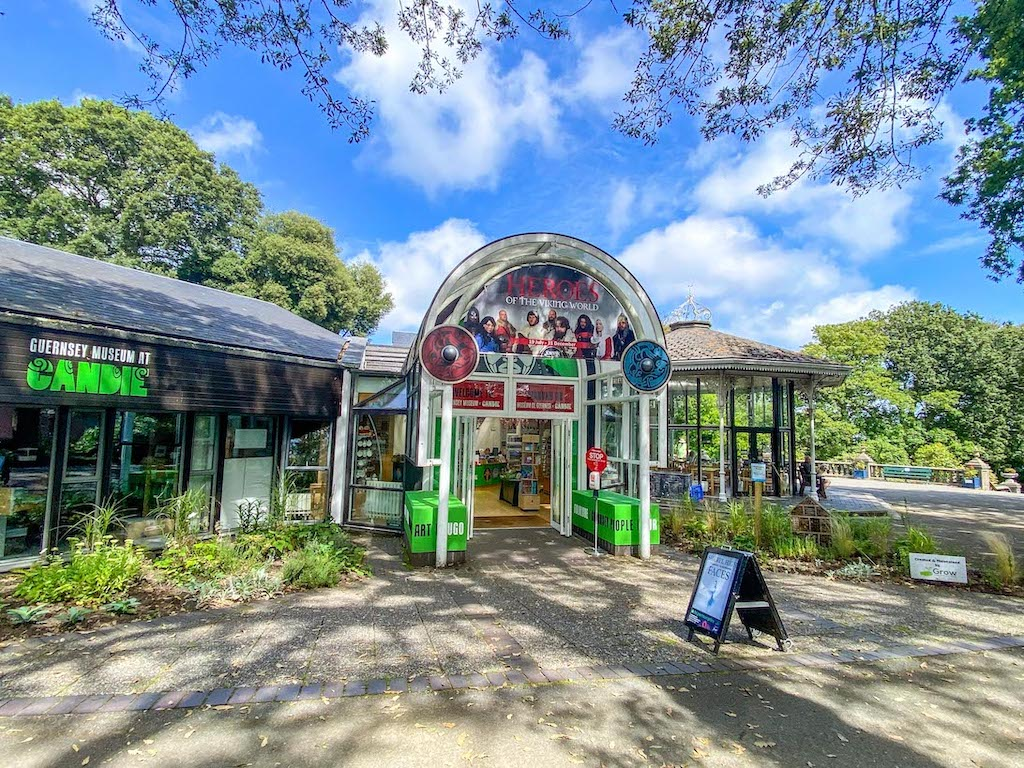 Things to do on Guernsey, Guernsey Museum & Art Gallery outside