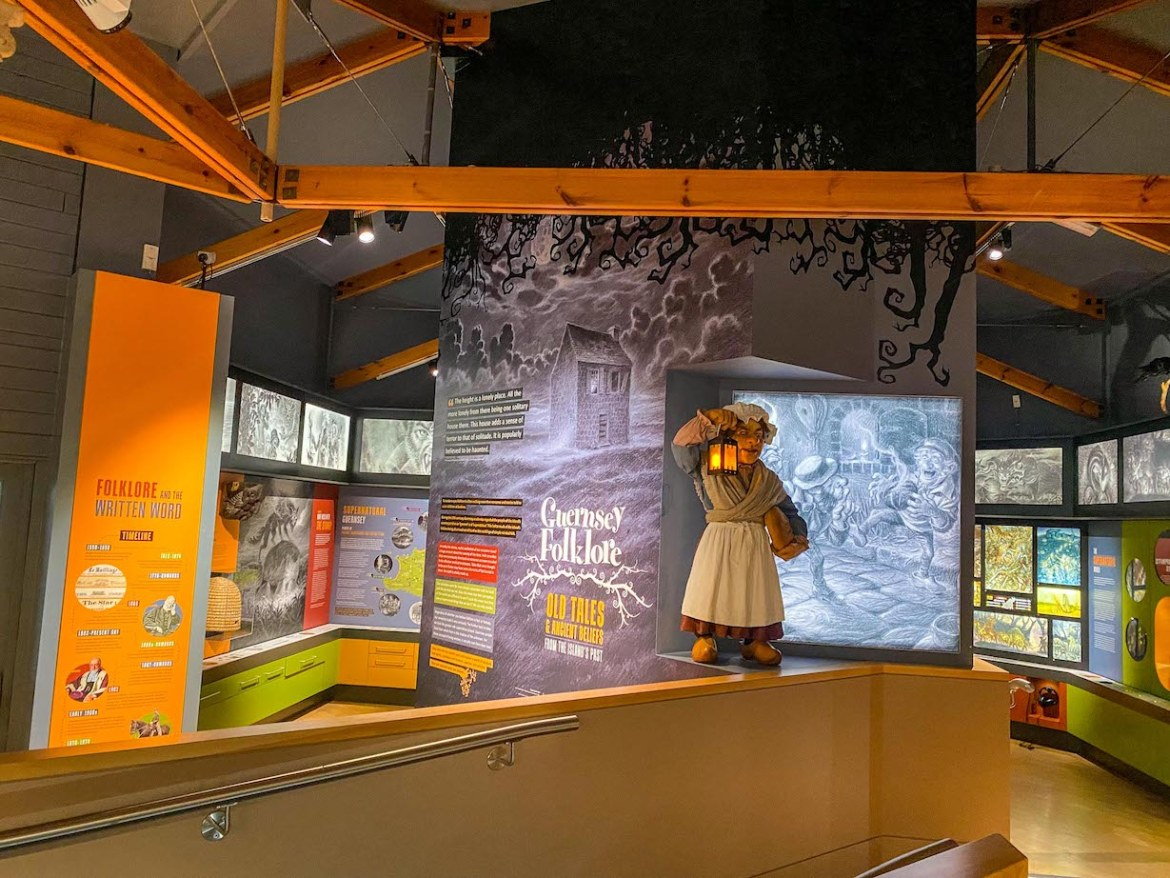 Things to do on Guernsey, Guernsey Museum & Art Gallery inside