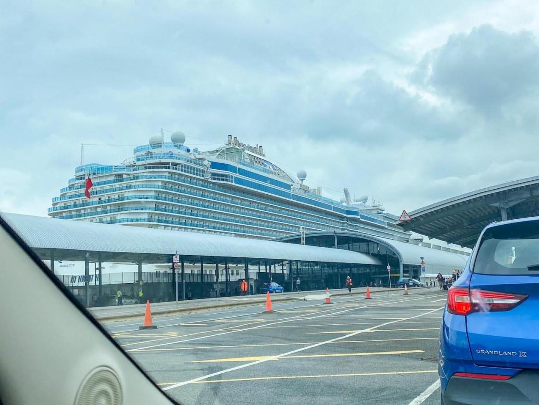 Southampton Ocean Cruise Terminal parking