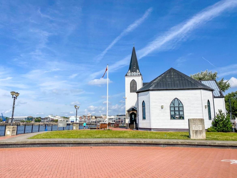 Things to do in Cardiff, things to do in Cardiff Bay, Norwegian Arts Church