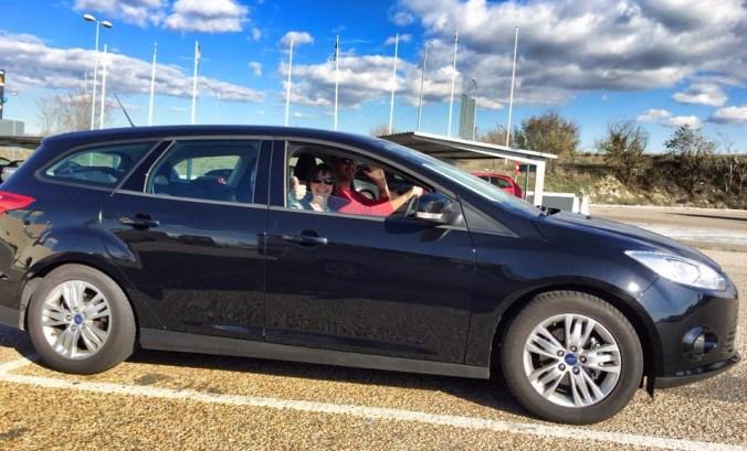 Car Spain
