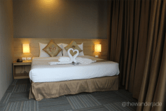 The Premier Suite perfect for weddings and honeymoon