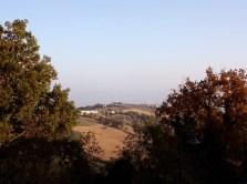 le colline vicine a Verucchio