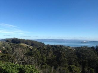 La baia di San Francisco