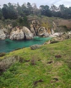 altro scorcio dal Bird Trail di Point Lobos
