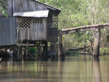 A Little About the Delta Bridge & House