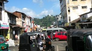 A Handiya, Kandy