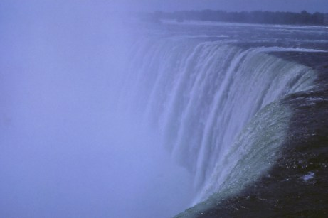 Myriad shades of mist - Niagara Horshshoe Falls