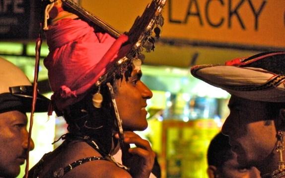 Dancer's Headdresses