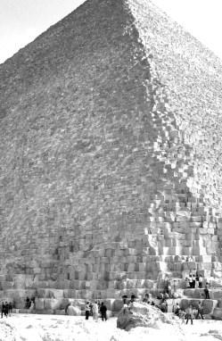 Big Stones, Pharohic Pyramid