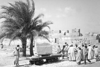 Restoration Works, Luxor