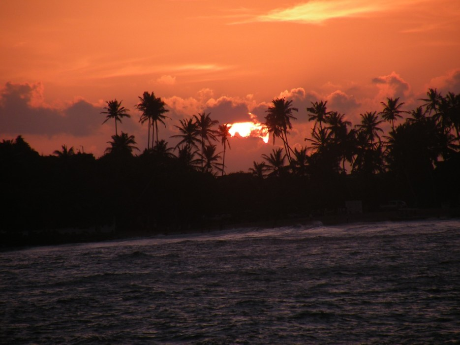 Yes, Another Unawatuna Sunset