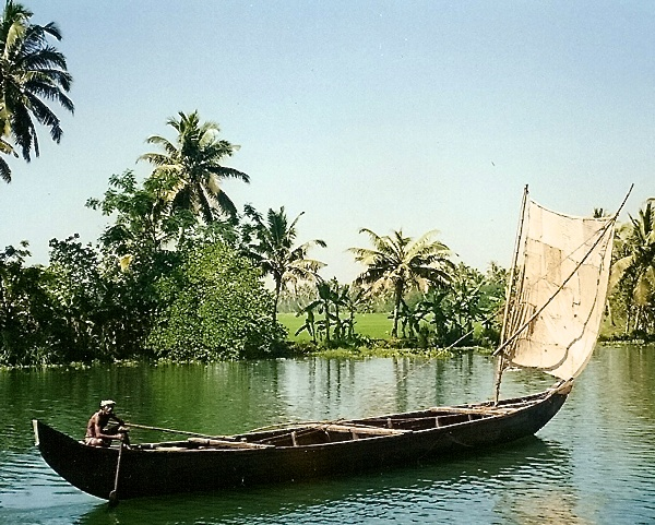 Backwaters Under Sail