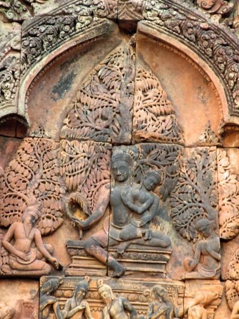 Banteay Bas Relief 2