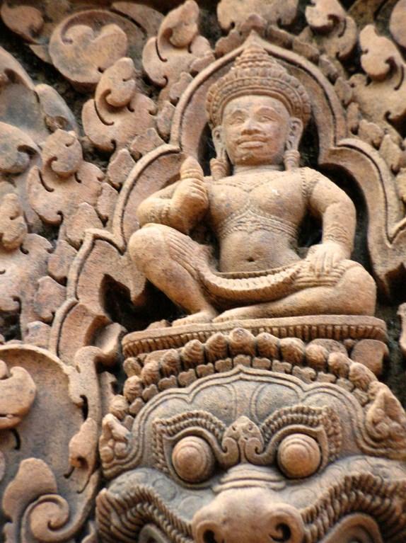 Banteay Bas Relief 8