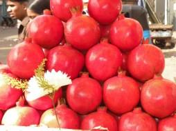American Pommegranates