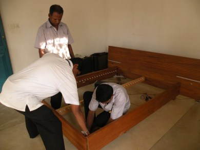 Dismantling the Bed