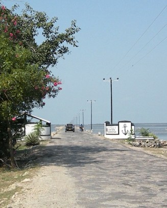 The road to Nagadeepaya -
