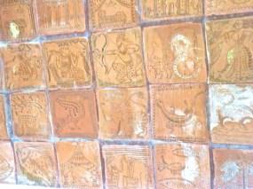 Brief - terracotta tile designs