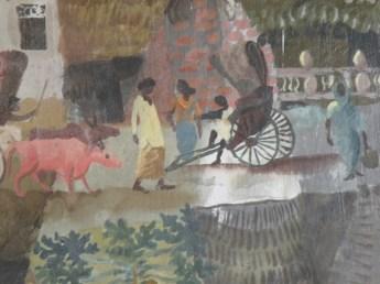 The Krishna Mural 3