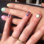 nail art & friends wanderlusting