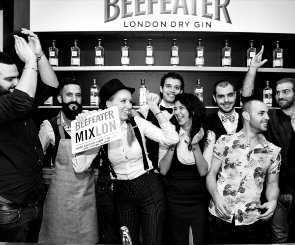 beefeater contestants