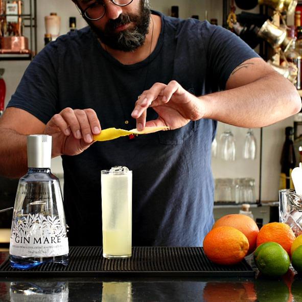 MareFizz Lemon Oils