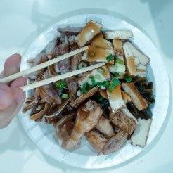 Mixed Meat/ Tofu/ Something Else