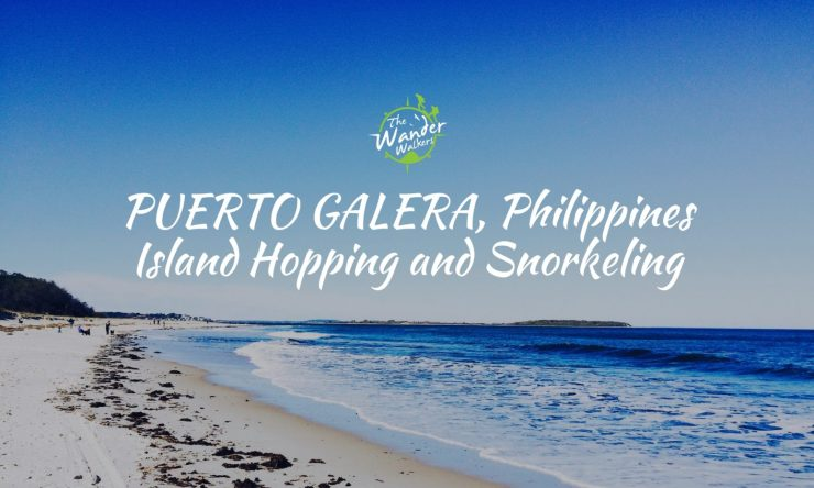 Island Hopping and Snorkeling in Puerto Galera 2013