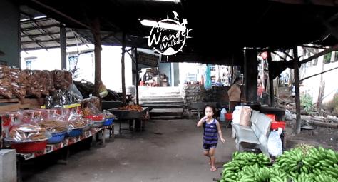 Local life in Chua Chan Mountain