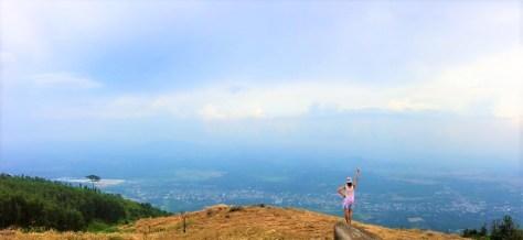 Chua Chan Mountain Summit