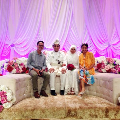 Hanna and Arifin's Tradidtional Malaysian Muslim Wedding
