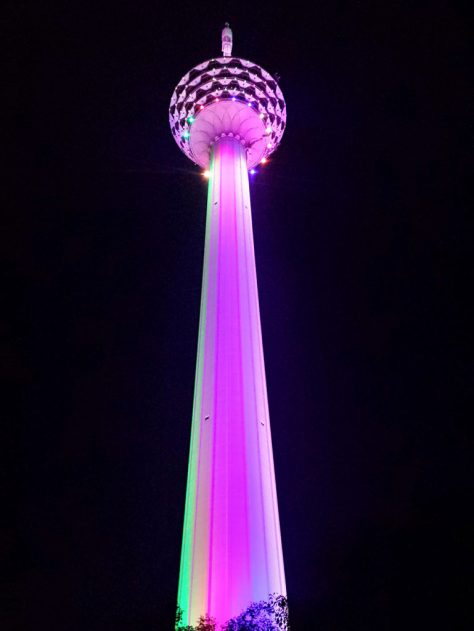 KL Tower, phoro by Danny