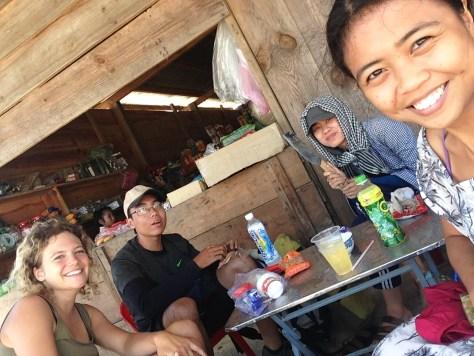 Ta Nang Trek buddies