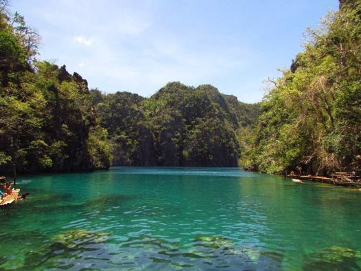 Kayangan Lake - Backpacking Palawan