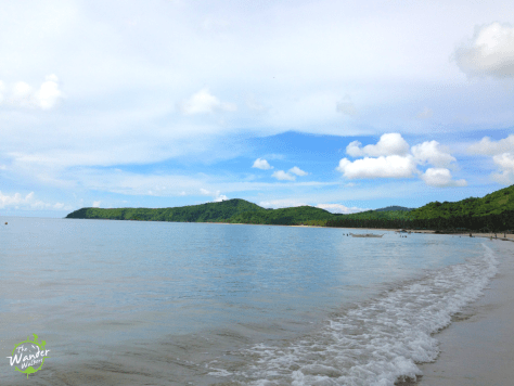 Nacpan Beach - Backpacking Palawan